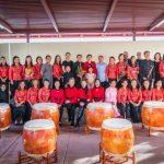 南海岸中華樂團鼓聲乍響秀成果