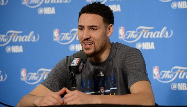 NBA最佳陣容公布,湯普森落選,直接導致他無法以最高薪的2.21億元,與勇士續約。(Getty Images)