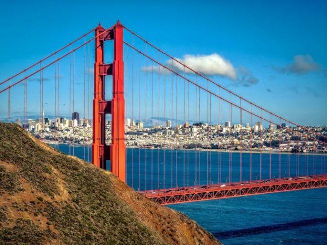 舊金山-屋崙-海沃地區的房價中位數是81萬5000元,紐約-紐華克-澤西市地區則是52萬5000元,相比之下,灣區的科技人選擇出走到房價較低的地方。(Getty Images)