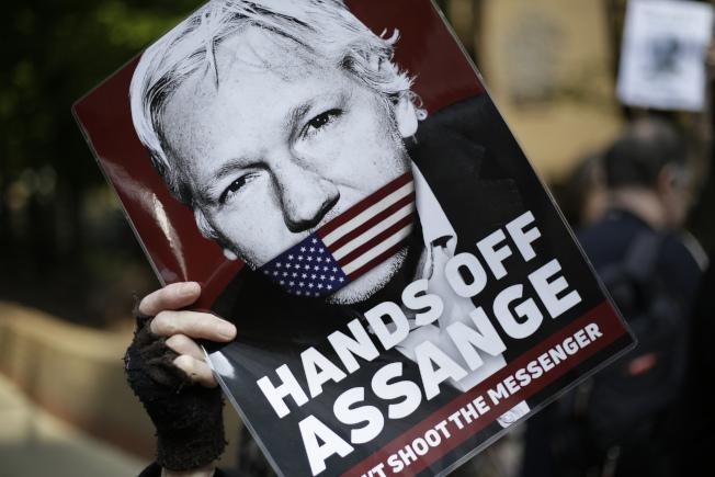 阿桑吉也曾表示,作為一名記者,他應該免於控訴。美聯社