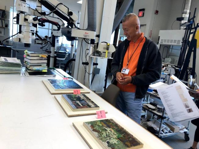 蔡國強為此次古根漢美術館新展的六名策展人之一。(蔡國強工作室提供)