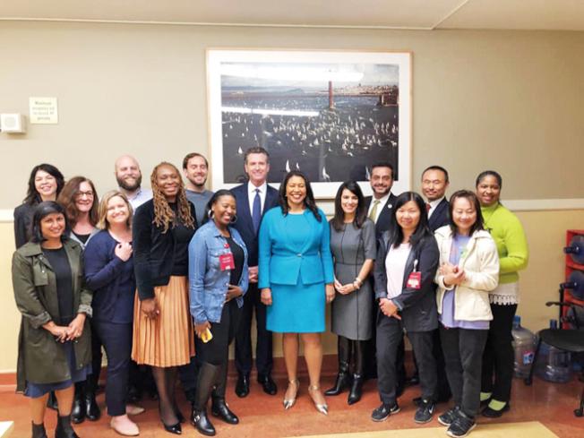 市長布里德與州長紐森及加州其他縣合作,以降低所有加州人的藥費。(照片由市長辦公室提供)