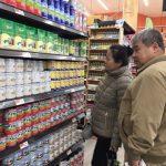 連買瓶豆腐乳都看標價  貿戰衝擊  超市貨漲