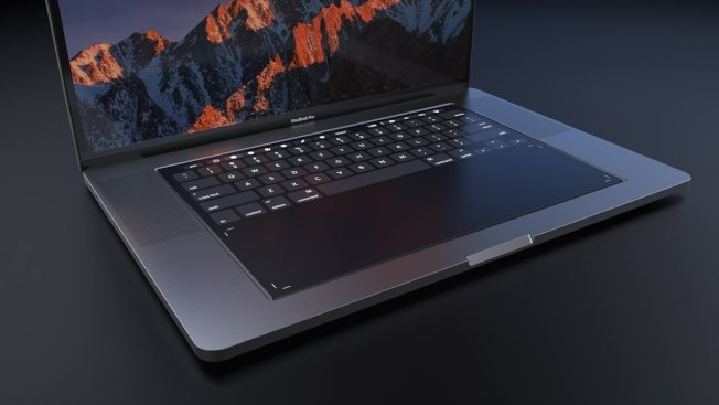 蘋果宣布2019 MacBook Pro鍵盤維修的通知。(取材自YouTube)