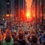 年度「曼哈頓懸日」 本周四傍晚首登場