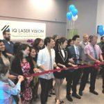 IQ Laser Vision河邊市醫療中心開幕