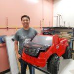 聖荷西州大學生 開發自駕車