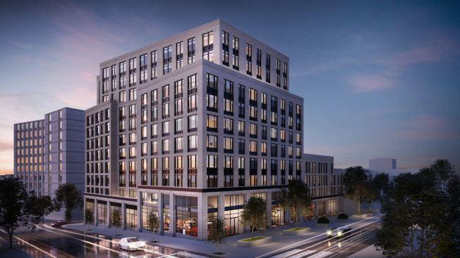 409 Eastern內有56個公寓做為可負擔公寓。(取自409 Eastern網站)