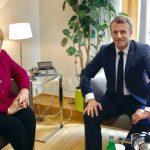下任歐盟主席換誰當?梅克爾、馬克宏不同調