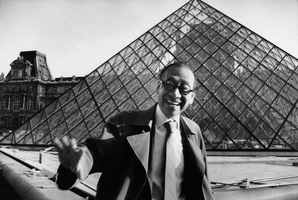 建築師貝聿銘曾獲有建築界諾貝爾獎美譽的普利茲克獎,被譽為「現代主義建築最後大師」,羅浮宮金字塔是他最為人津津樂道的作品之一。(圖取自羅浮宮網頁presse.louvre.fr)