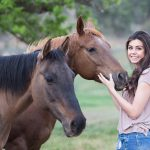 [許雅寧專欄] 馬匹治療帶來的體悟:親子間的「情緒牽動」