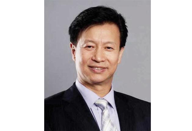 僑報董事長謝一寧命案的被告陳忠啟。(檔案圖片)