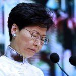 香港「反送中」200萬人怒吼 特首道歉