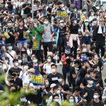 香港反送中打國際牌 向G20喊話