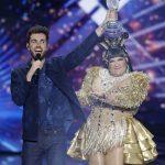 雙語|歐洲歌唱大賽 瑪丹娜偷渡「以巴共存」