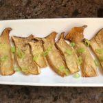 鮮菇蔬食2道