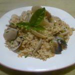 料理功夫|義大利蛤蜊燉飯