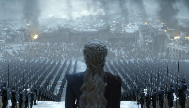 中世紀史詩級電視劇「冰與火之歌:權力遊戲」邁入第八季,隨著該劇走紅,劇中虛構語言「瓦雷利亞語」也受到影迷關注。(美聯社)