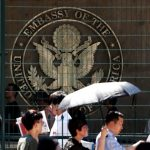 申請美簽須交5年內社媒帳號  中國駐美大使館另發聲明提醒公民