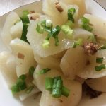 料理功夫|初春蘿蔔與白花椰菜料理