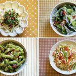 一個人煮/天熱就吃簡單涼拌菜