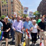 「世界驕傲」皇后區同志自豪大遊行 支持LGBTQ