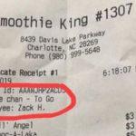 店員在亞裔客收據上寫「成龍」 還訕笑 飲料連鎖店爆種族歧視