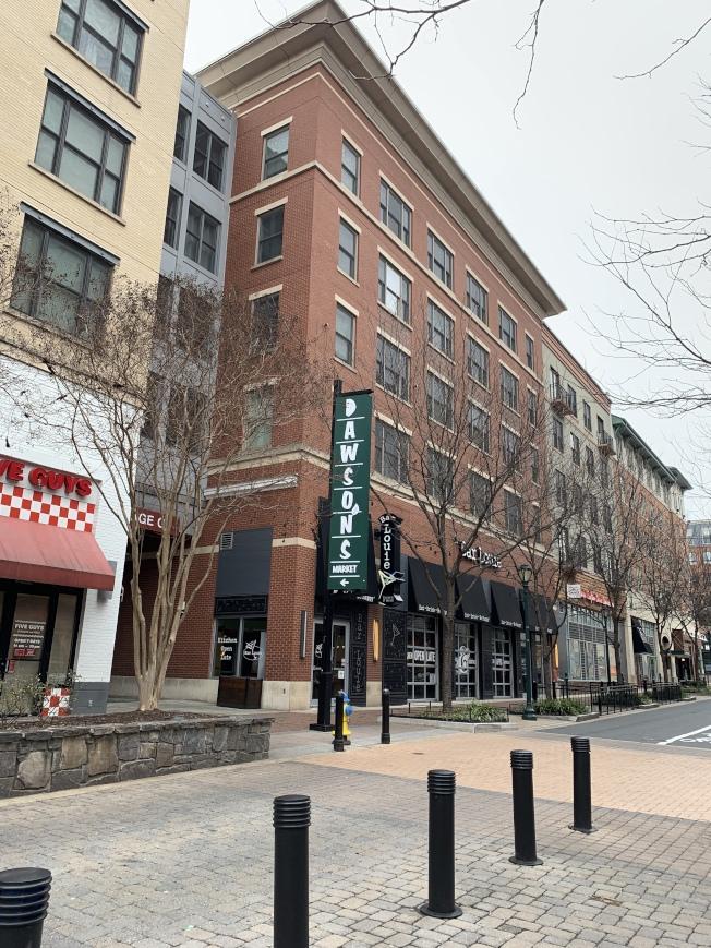洛市市鎮中心RTC將有四家新餐館入駐,都是亞洲美食。去年因入不敷出要關門的道森市場找政府申請補助後重開。(記者羅曉媛╱攝影)