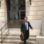 章瑩穎案開審 被告便服出庭 5律師陪同