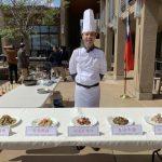 「台菜」國際巡迴 聖地牙哥飄香