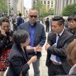 婚姻綠卡面談被捕 華男要求重新面談