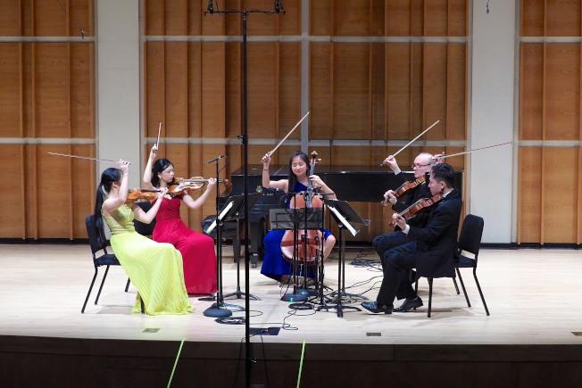 新亞室內樂協會將舉行年度音樂會「樂之意象」。(協會提供)