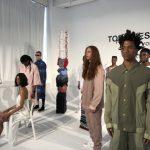 紐約男裝周 華人設計師科技結合時尚