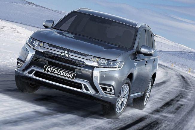 Mitsubishi原廠已經推遲Outlander、Outlander Sport等車的大改款計畫。(Mitsubishi Motors)