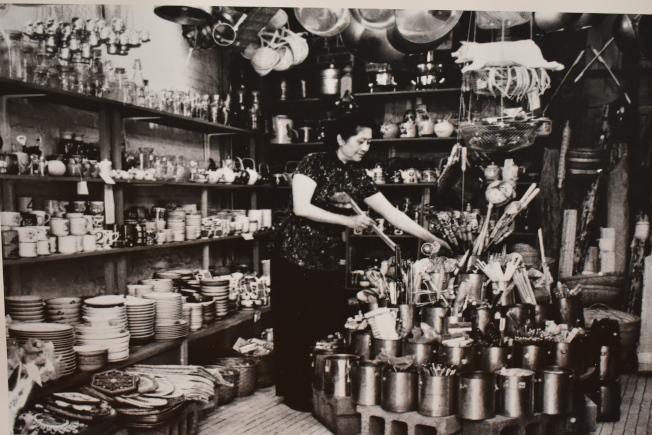 租客博物館首次與市小商業服務局合作,推出「移民代表著商業:持續的創業歷史」攝影展。(記者顏嘉瑩/翻攝)