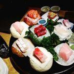 Sapporo Sushi &Grill 生魚片全新菜單