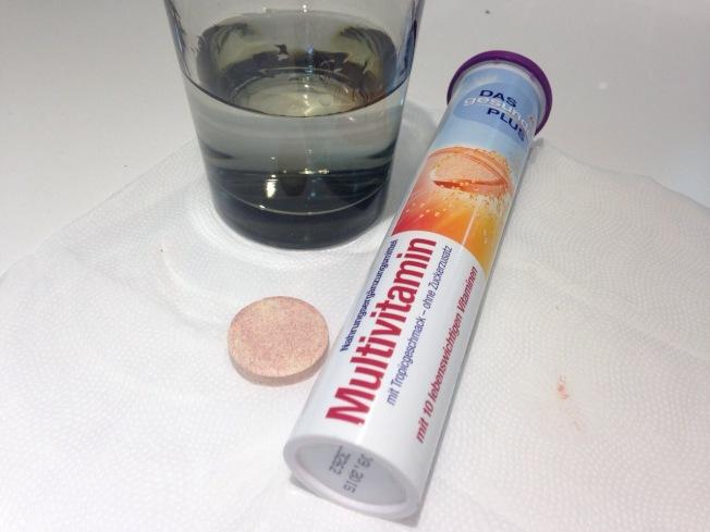維生素C發泡錠對一般人預防感冒,沒有什麼作用。 (本報資料照片)