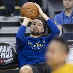 NBA/杜蘭特確定繼續缺席G4 湯普森將歸隊