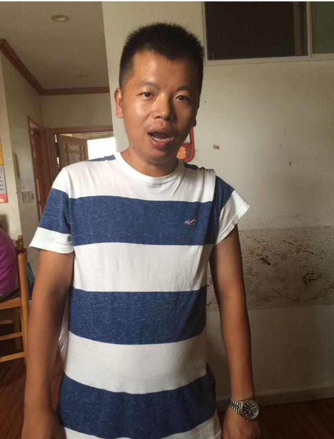 患有自閉症的江愛良日前離家後失聯。(家人提供)