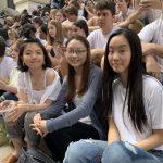 300學生示威 促落實公校多元化 SHSAT存廢看法不一