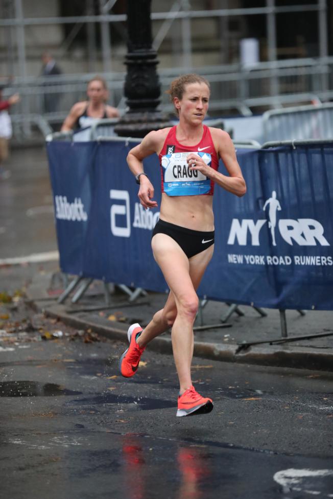 紐約馬拉松是世界六大馬拉松賽之一,吸引海外華人前來參賽。(Courtesy NYRR)
