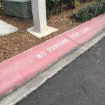 路邊停車色標  紅白黃藍綠  華人分不清