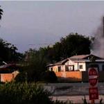 聖蓋博槍擊案 「小男孩」縱火燒屋襲警 釀悲劇