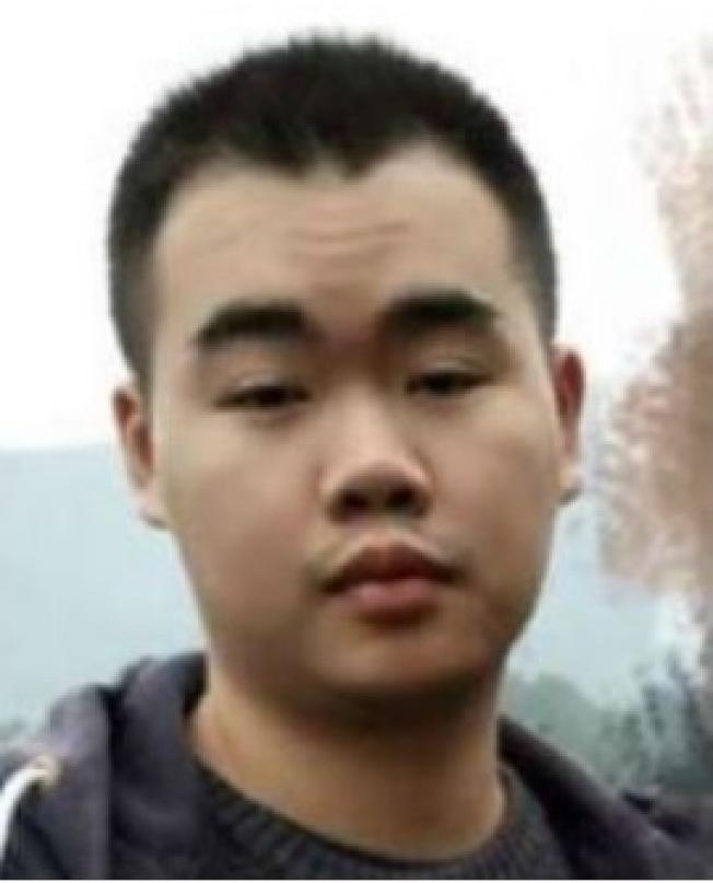 林洪緒已在校園中被尋獲。(蘇福克郡警方提供)