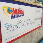 只花2元  贏得兆彩5.3億大獎  加州1票獨得