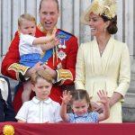 〈圖輯〉  英女王生日閱兵  路易小王子搶鏡