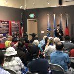 華美空軍歷史回顧展 抗日老兵分享經歷
