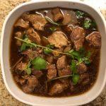 料理功夫|慢鍋燉牛肉牛筋