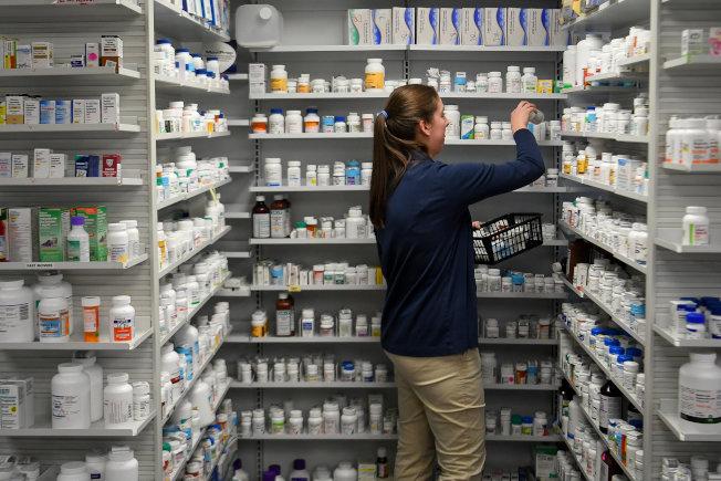 CNBC報導,藥技士去年的加薪幅度最高,平均年增幅為7.8%。路透