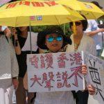 30年過去 又是6月… 年輕白衫軍 走出香港的悲憤